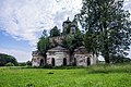 Воскресенская церковь в селе Кырмыж летом.jpg