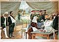 Генерал Куропаткин вручает награды раненому при Вафангоу.jpg