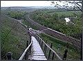 Дивногорье. Лестница от пещерного храма 2.jpg