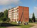 Единственная пятиэтажка в Тартаки - panoramio.jpg