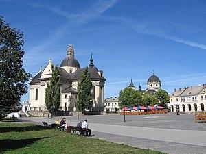 Poles in Ukraine - Zhovkva (Żółkiew) was founded in the 16th century as a Renaissance town by Polish military leader Stanisław Żółkiewski
