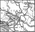 Карта к статье «Дунайско-Адриатическая железная дорога». Военная энциклопедия Сытина (Санкт-Петербург, 1911-1915).jpg