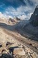 Ледники Ак-Сай и Учитель, массив Короны, п. Рацека (7881176314).jpg