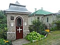 Меморіальна дошка і каплиця на честь художника, громадського діяча, колишнього політв'язня М. Боришкевича.jpg