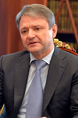 Alexander Tkachov (politician) - Image: Министр сельского хозяйства Александр Ткачёв