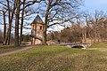 Павловск. Пиль-башня и мост до реставрации. Май 2012.jpg
