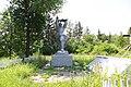 Пам'ятний знак на честь воїнів-односельчан, село Мала Клітна.jpg
