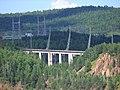 Плотина Красноярской ГЭС и возле неё (7).JPG