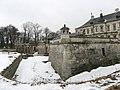 Підгорецький замок зимою. 02.jpg