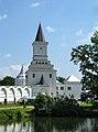 Святые ворота с часовней Николая Чудотворца Дзержинский.jpg