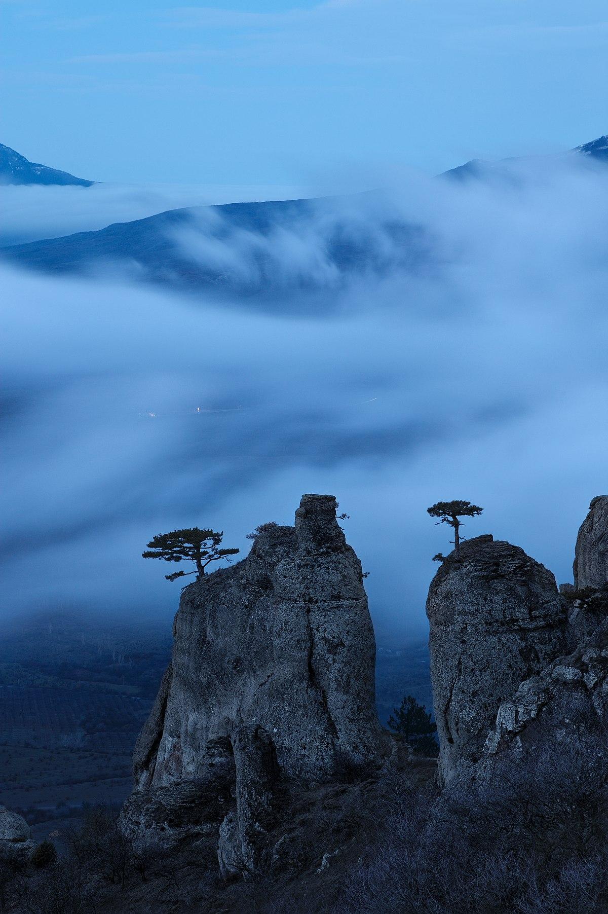 Crimean Mountains Wikipedia