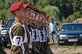 Тренування Нацгвадійців до параду військ з нагоди 25-ї річниці незалежності України IMG 0746 (28935421732).jpg