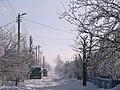Улица Полевая под покрывалом снега. Молодечно. (Street Polevaya under the blanket of snow. Maladziechna) - panoramio.jpg