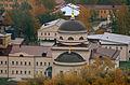 Храм во имя иконы Божией Матери «Всех Скорбящих Радость» Ново-Тихвинского монастыря 2.JPG