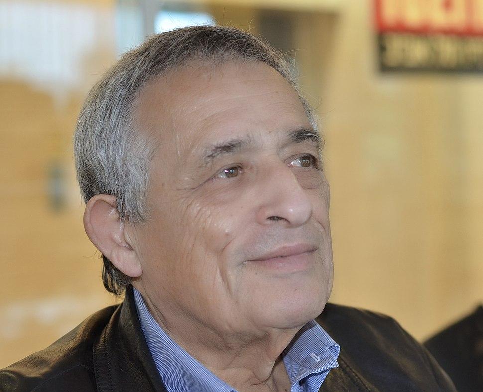 מרגלית באולפן רדיו תל אביב ב-2014
