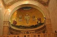 ציורי תקרה בכנסיית הר תבור.jpg