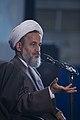 سخنرانی علیرضا پناهیان در جمع هیئت های مذهبی در قصر شیرین به مناسبت بیست و دوم بهمن ماه Alireza Panahian 38.jpg