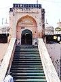 চিত্র-৩ খান মোহাম্মদ মৃধা মসজিদের প্রবেশদ্বার.jpg