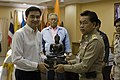 นายกรัฐมนตรี ประชุมคณะกรรมการยุทธศาสตร์ด้านการพัฒนาจัง - Flickr - Abhisit Vejjajiva.jpg