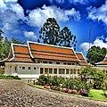 พระตำหนักภูพิงคราชนิเวศน์ ตำบล สุเทพ จังหวัด เชียงใหม่ ประเทศไทย - panoramio.jpg