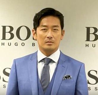 Ha Jung-woo - Ha Jung-woo in 2018