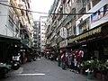 三玉宮旁(傳統市場) - panoramio.jpg