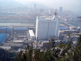 Lüliang Prefecture-level city in Shanxi, Peoples Republic of China