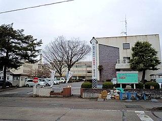 Kitakata, Fukushima City in Tōhoku, Japan