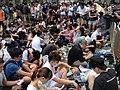 數千香港市民雲集政府總部聲援被困公民廣場學生 (18).jpg