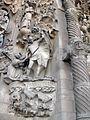 006 Sagrada Família, façana del Naixement, porta de l'Esperança, matança dels Innocents.jpg