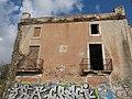 010 Mas de Santa Bàrbara (Sitges), façana sud.jpg