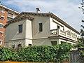 013 Conjunt Maria Llinàs, c. Àngel Guimerà 6-8 (Sant Cugat del Vallès), façana c. Villà.jpg