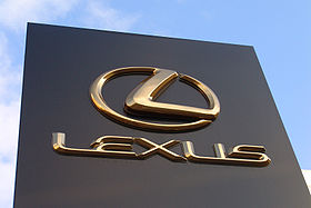 illustration de Lexus