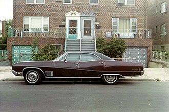 Buick Wildcat - 1968 Wildcat custom