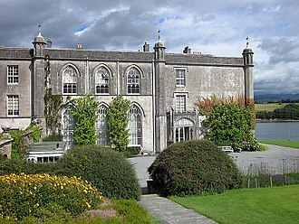 Henry Paget, 5th Marquess of Anglesey - Plas Newydd, Paget's country house on Anglesey