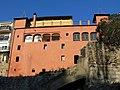 032 Can Gibert (Monistrol de Montserrat), façana pg. de la Canaleta.JPG