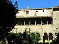 050 Sant Jeroni de la Murtra, galeria nord del claustre.JPG