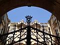 0645 - Siracusa - Cortile di Palazzo Beneventano del Bosco - Foto Giovanni Dall'Orto, 22-May-2008.jpg