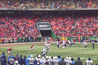 2008 San Diego Chargers season - Image: 081214Chargers Chiefs 01