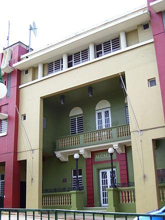 Aguas Buenas, Puerto Rico - Image: 09 Alcaldia