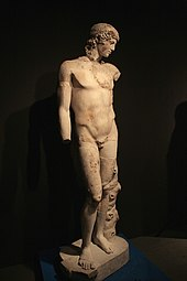 The Tiber Apollo 0 Apollon du Tibre - Pal. Massimo alle Terme (1).JPG