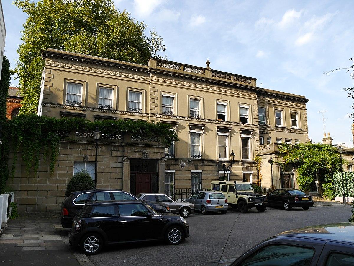 1 2 Orme Square Wikipedia