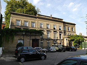 1–2 Orme Square - 1–2 Orme Square, Bayswater, London, W2