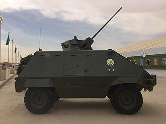 Thyssen Henschel UR-416 - Saudi Special Security Force UR-416