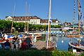 100 Jahre Dampfschiff Stadt Rapperwil - Hafenfest Rapperswil 2014-05-23 19-01-59.JPG