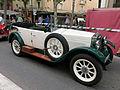 109 Fira Modernista de Terrassa, mostra de cotxes d'època a la Rambla.JPG