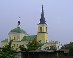 Peter and Paul Church, Sevsk