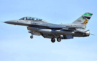 112th Fighter Squadron - 112th Fighter Squadron - General Dynamics F-16D Block 42F Fighting Falcon 89-2165