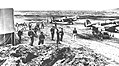 11th Fighter Squadron P-40s at Fort Glenn AAF June 1942.jpg