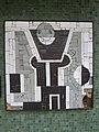 1210 Autokaderstraße 3-7 Tomaschekstraße 44 Stg 9 - Mosaik-Hauszeichen Komposition von Otto Beckmann 1968 IMG 1363.jpg